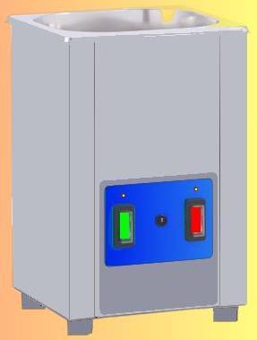 Lavatrici ultrasuoni per laboratori, veniciatura, chimica e galvanica
