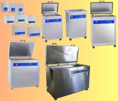 Lavatrici ultrasuoni per un ottimo lavaggio