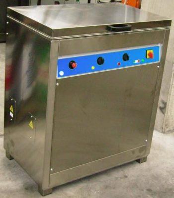 macchina di lavaggio ultrasonoro